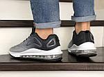 Мужские кроссовки Max 720 (серые) 8985, фото 4