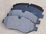 Колодки тормозные пер. Sprinter(906) /Vito(639) Brembo, фото 3