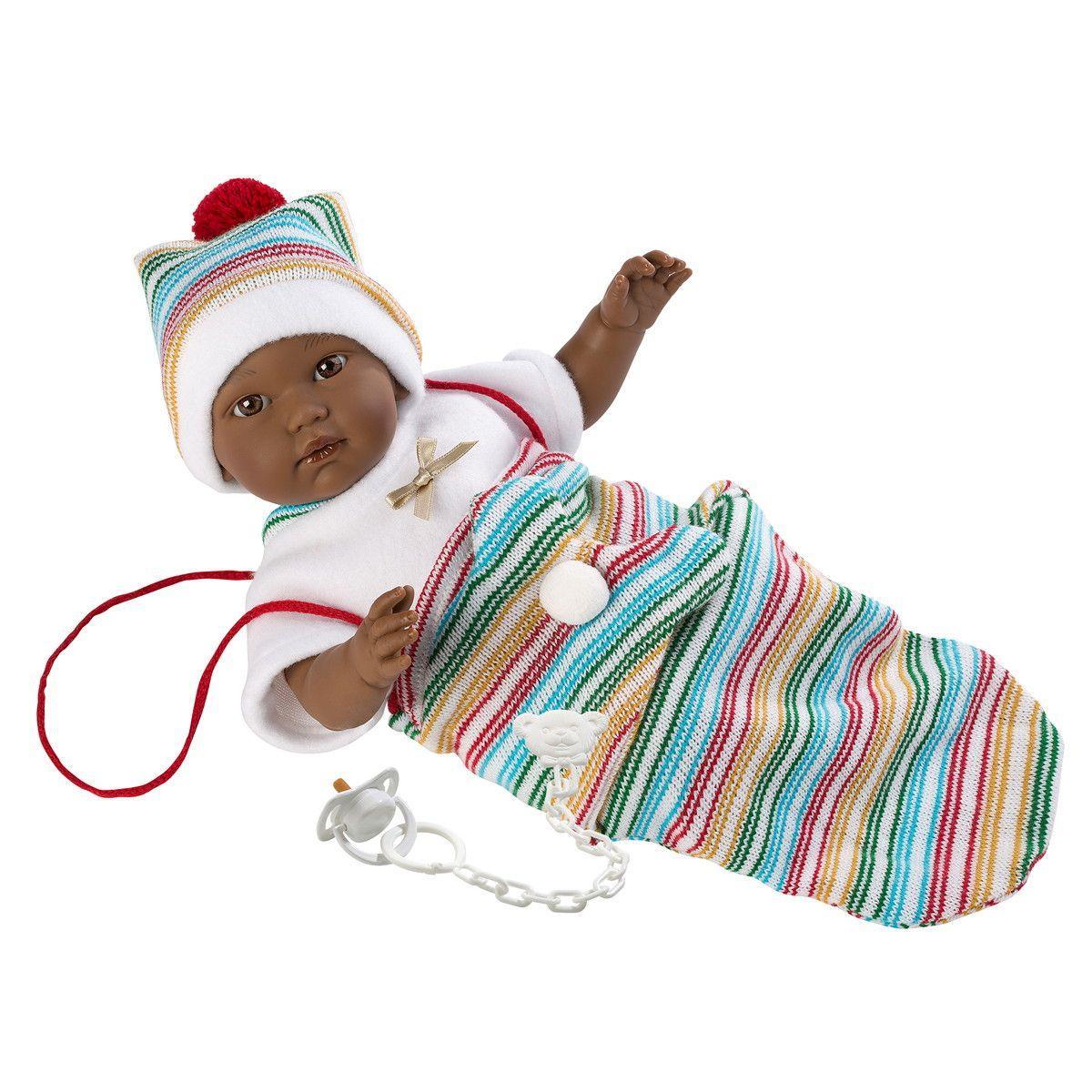 Кукла Llorens Куки плачущая Лоренс Cuqui 30 см 30008