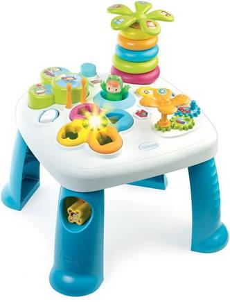 Интерактивный Развивающий игровой стол Cotoons Smoby 211067N, фото 2