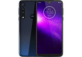Смартфон MOTOROLA ONE MACRO 4/64GB SPACE BLUE