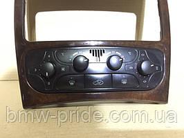Блок управления климат-контролем Mercedes-Benz C-Class W203 1.8 M111.951 (б/у)