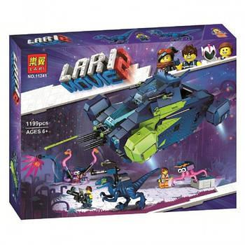 """Конструктор Bela 11241 """"Рэксследователь Рэкса"""" (аналог Lego The Movie 70835), 1199 деталей"""