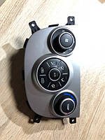 Блок управления климат-контролем Hyundai Santa Fe CM 2.2 CRDI 2009 (б/у)