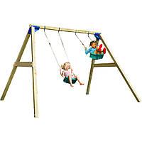 Дитячий майданчик з гойдалками KBT Blue Rabbit FREESWING для дітей, фото 1