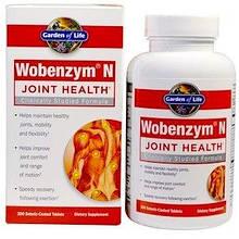 Здоровье суставов, Wobenzym N, 200 таблеток