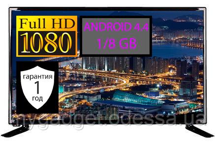 "Телевізор LED TV 24"" FullHD SmartTV Android 4.4 HDMI USB, VGA"