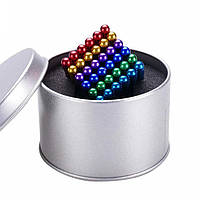 Неокуб Neocube 216 конструктор головоломка магнитные шарики, цветной