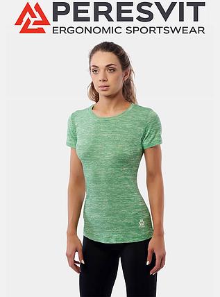 Женская футболка Peresvit Micromodal Womens T-shirt Green Island, фото 2