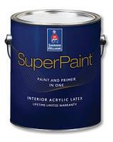 Фарба для стін миюча Sherwin Williams SuperPaint матова 3,63