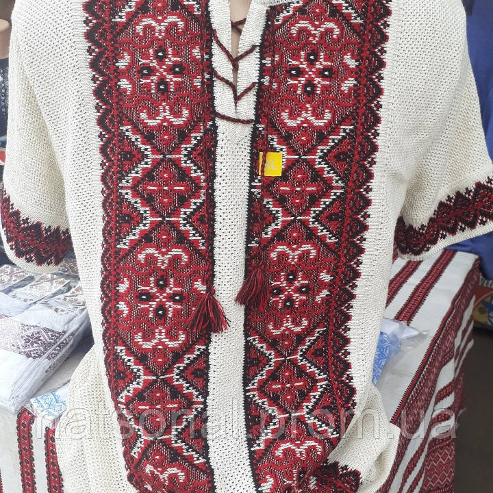 Вязані вишиванки