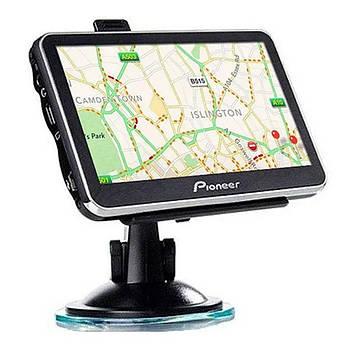 Планшет GPS-навигатор Автомобильный (pioneer, PI-718)