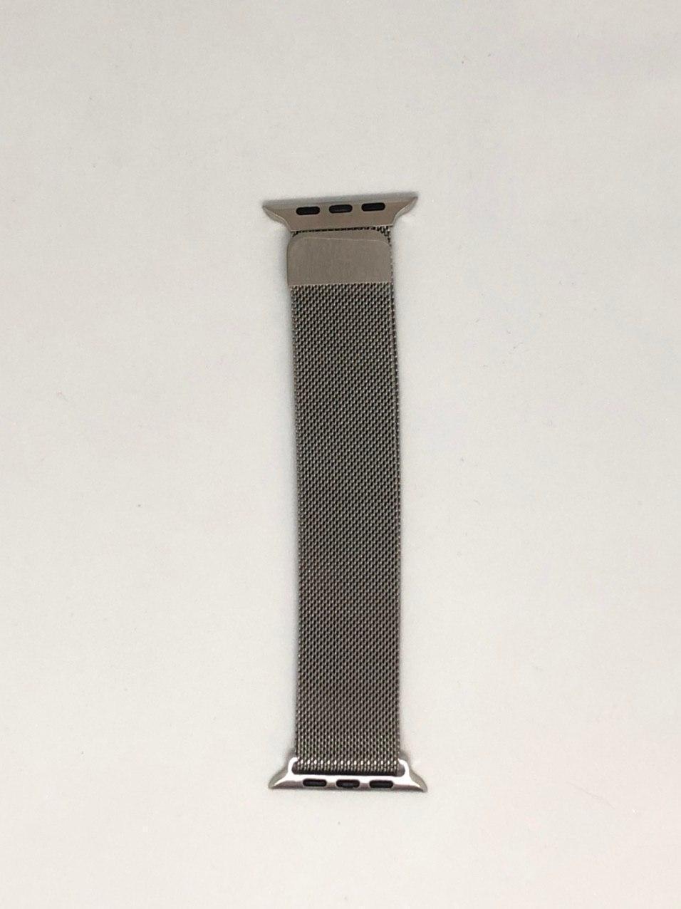 Миланская петля Apple watch 42/44 mm - №6, ремешок, металлический