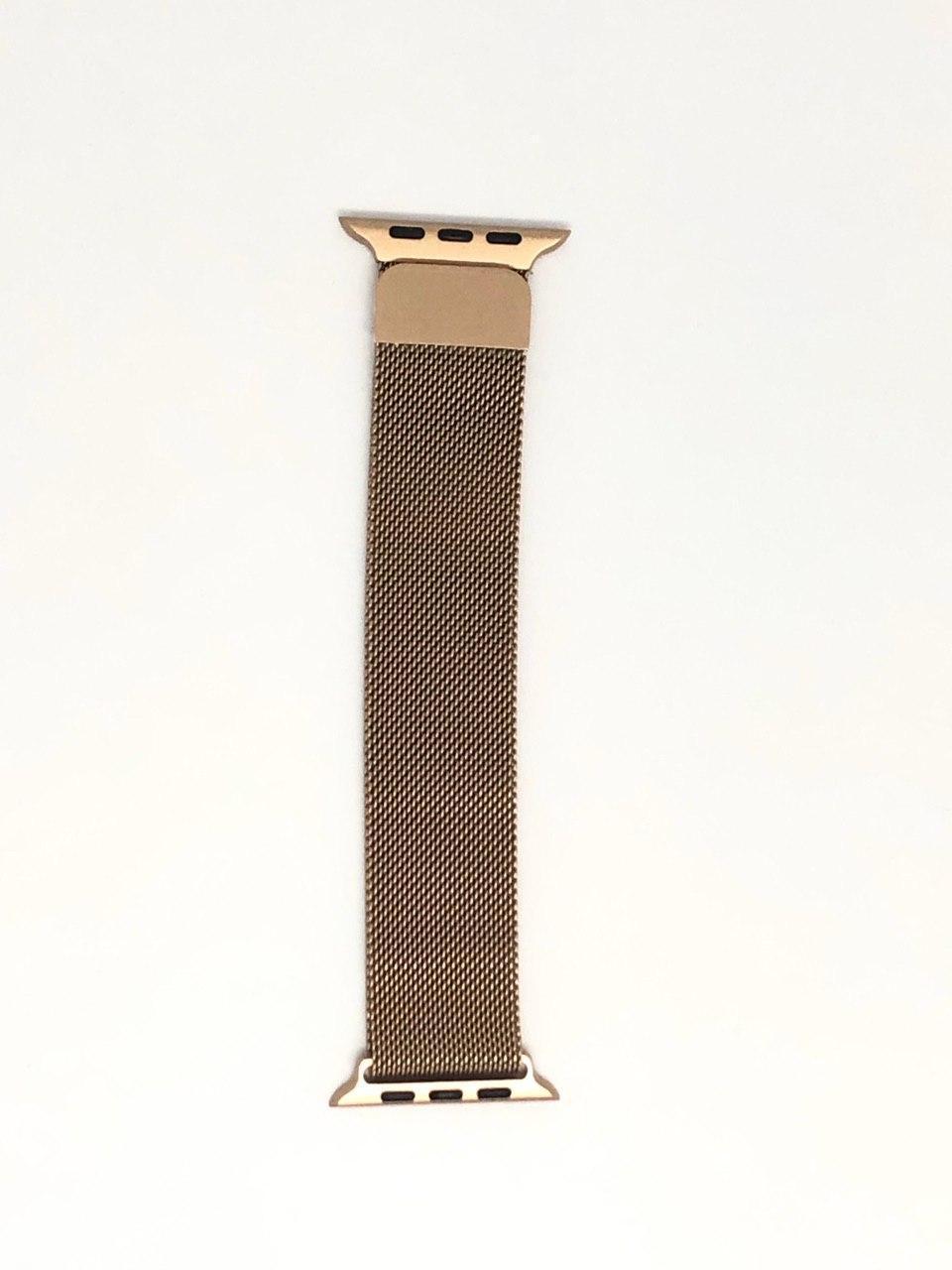 Миланская петля Apple watch 42/44 mm - №18, ремешок, металлический