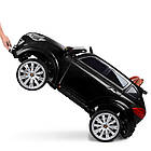 Детский электромобиль Porsсhe M 3557EBLR-2 черный, фото 6