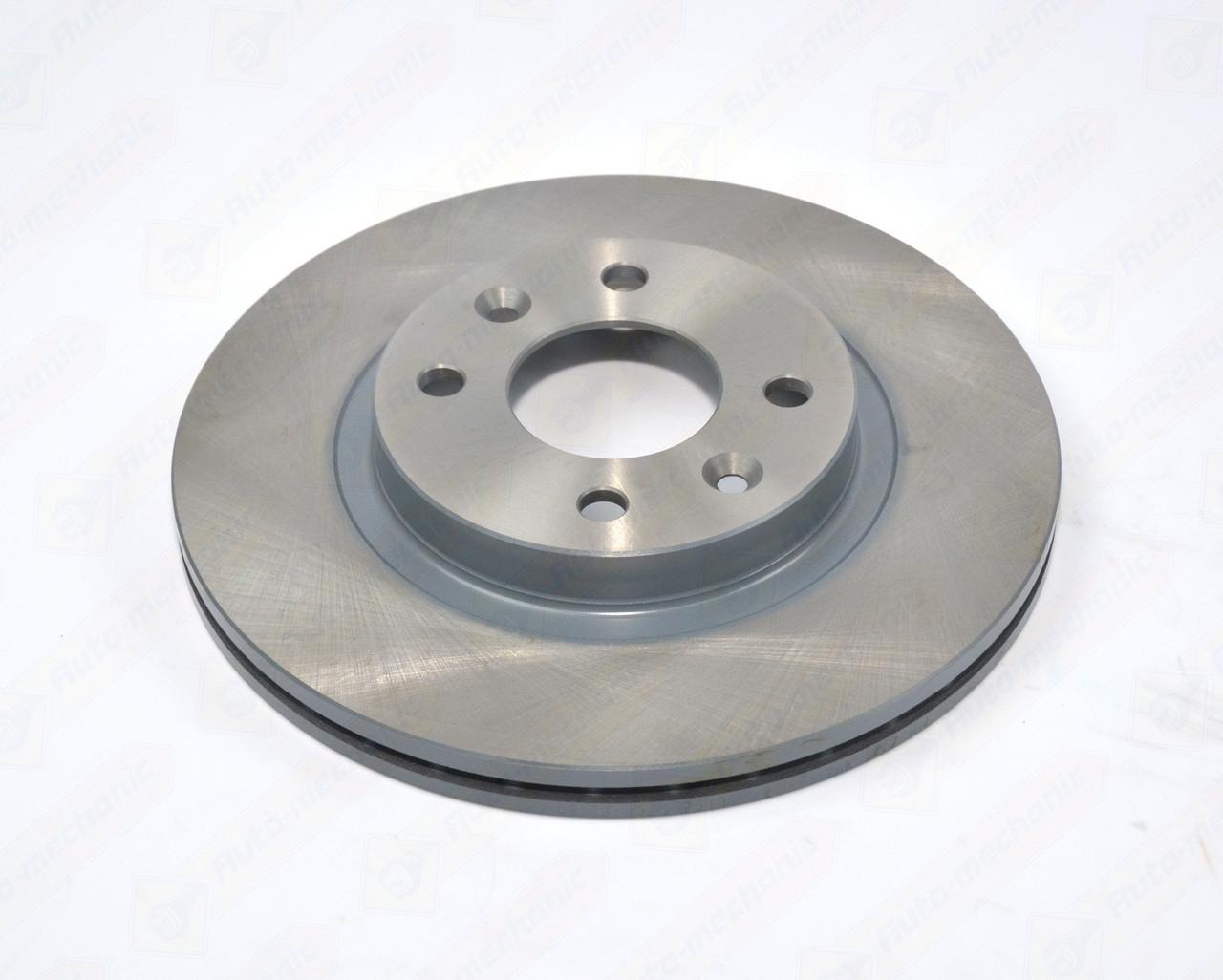 Гальмівний диск передній 259mm. на Renault Kangoo 1997->2008 - Febi (Німеччина) - FE09073