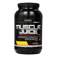MUSCLE JUICE 2600 Revolution 5,04 кг - банан
