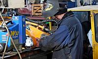 Неисправности ковша: капитальный ремонт экскаватора