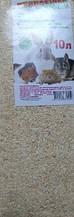 Наповнювач для гризунів тирсу Пухнастики, 10 л (1 кг)