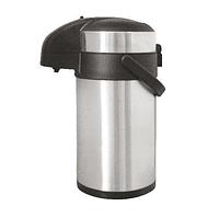 Термос помповый железный STENSON 4.0 л (MT-0096)