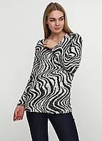 Свитер женский свободный размер универсальный джемпер пуловер