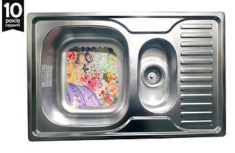 Кухонная мойка GALATI Petrika Satin, фото 2
