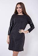 Платье 115R216S цвет Темно-серый AGER [37628-07]