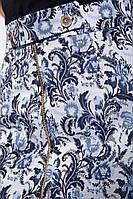 Юбка 115R140S цвет Серо-синий AGER [37635-07]