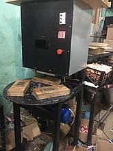 Термопресс для приваривания блистера
