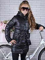 Куртка для девочек, 134-164 рр . Артикул: 5449 {есть:134,140,146,152,158,164}