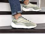 Мужские кроссовки Adidas Yeezy Boost 700 V3 (бежевые) 8996, фото 2