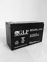 Аккумуляторная батарея аккумулятор GLP 12В 7,2Ач (7Ач)