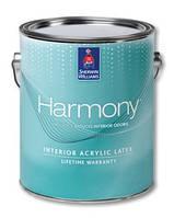 Фарба миюча для стін Sherwin-Williams Harmony матова 3,63