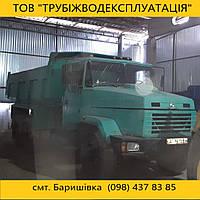 Оренда автомобіля КРАЗ 6510 (самоскид-с)