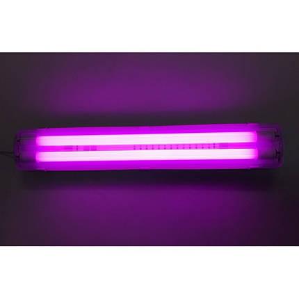 Светильник для растений светодиодный линейный SL-020F 20W IP65 (fito spectrum led) Код.58825, фото 2