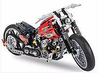 Конструктор детский Мотоцикл JiSi bricks 3354 (374 деталей)