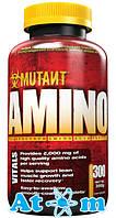 Аминокислоты - Mutant Amino - Mutant - 300 табл
