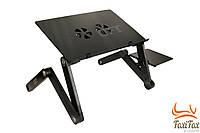 Столик для ноутбука с охлаждением UFT Sprinter T6