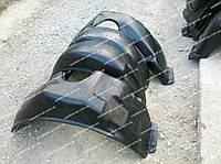Подкрылки (защита колесных арок) на Daewoo Lanos,Sens (Деу  Ланос, Сенс)