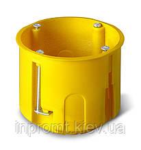 Коробка установочная гипсокартон не горючая, глубокая PK-60