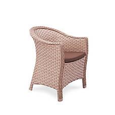 Кресло Парадиз (62х64х82)см ротанг, фото 2