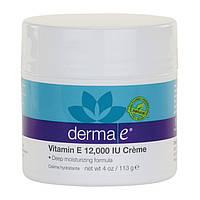 Крем увлажняющий с витамином Е * Derma E (США)*