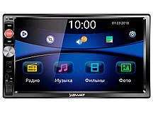 СКИДКА 100грн Автомагнитола 2Din Swat CHR-5140 с Bluetooth