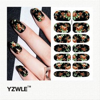 Слайдер-дизайн для ногтей YSD058 10.5*6 см