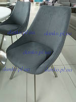 Обеденный стул М-29 серый от Vetro Mebel, ткань