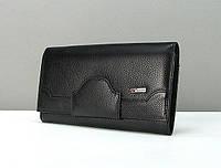 Кошелек кожаный женский черный Desisan 128-1, фото 1