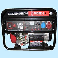 Генератор бензиновый трехфазный WEIMA WM7000E-3 (6.5 кВт)