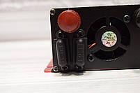 Инвертор 12/220 с LCD дисплеем 1000W Преобразователь Напряжения AC/DC UKC KC-1000D, фото 5