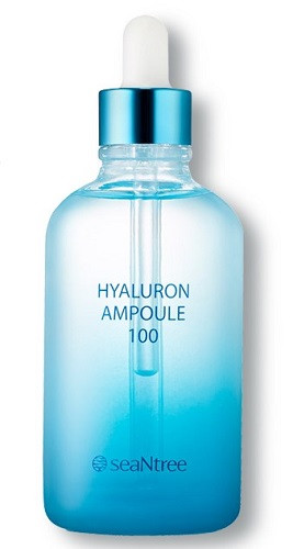Ампульная сыворотка с гиалуроновой кислотой SeaNtree Hyaluron Ampoule 100
