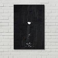 Ночь на картине Настенный декор Дизайн комнаты Картина Картина на холсте Декорация стен